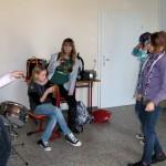 Musikunterricht in der Ganztagsklasse