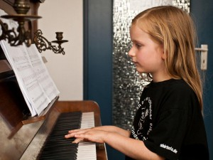 Unterricht in der Musikschule - Foto: Jens Gottlöber
